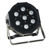 3in1/4in1 7pcs LED par
