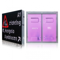 PH8 Traffic Guiding LED Display 960×960mm
