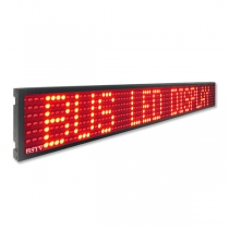 PH10 Bus led display sign 1064×187×45mm