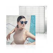 PH10.42-10.42 Transparent LED Screen 1000×1000mm