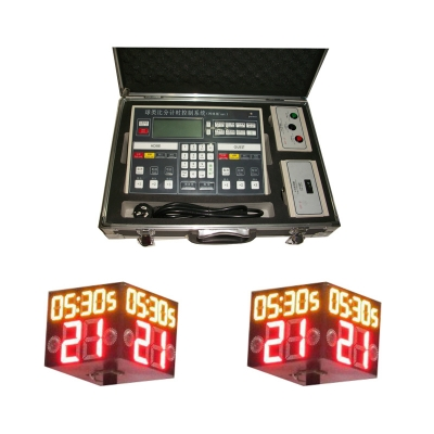 American Football Match Score Control System