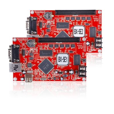 Triple-color Serial Card