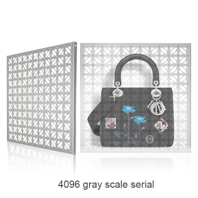 PH60 Decorative Aluminum Led Curtain Screen(4096 gray scale serial) 600×600mm