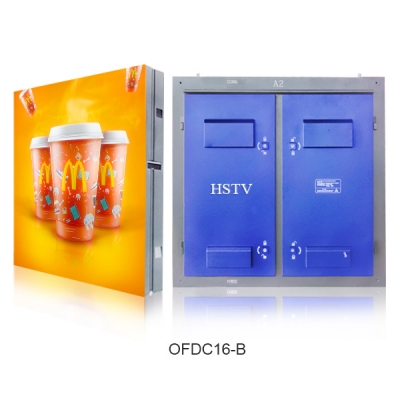 PH16-B 16×8 Static Combined LED Screen 1024×1024mm