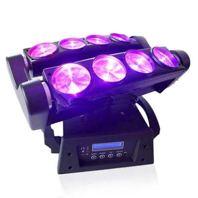LED Moving Head Spider Light