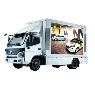 PH6 SMD Truck LED Screen 960×960mm
