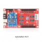 Full-color Asynchronous GPRS Card