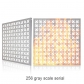 PH60 Outdoor Decorative Aluminum Led Mesh Curtain Screen(256 gray scale serial) 600×600mm