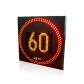 LED Variable Speed Limit Sign