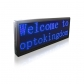 PH10 Semi-outdoor S-blue Sign 1010×370mm