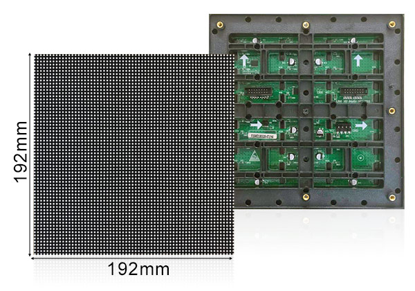 large led display module
