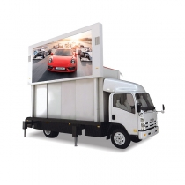 PH10 DIP Truck LED Screen 960×960mm