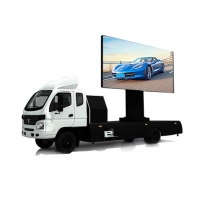 PH8 DIP Truck LED Screen 1024×1024mm