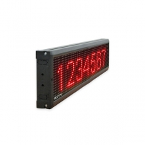PH7.62 Bus led display sign 1000×160×41mm