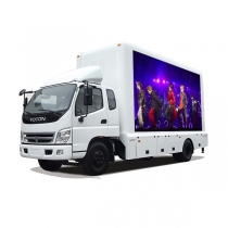 PH10 SMD Truck LED Screen 960×960mm