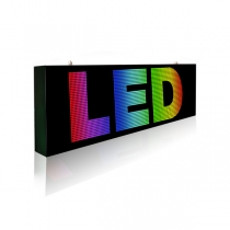 PH10 Outdoor SMD Full Color LED Sign 1920×480mm