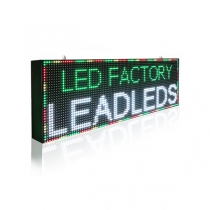 PH13.33 Outdoor DIP Full Color LED Sign 1600×480mm